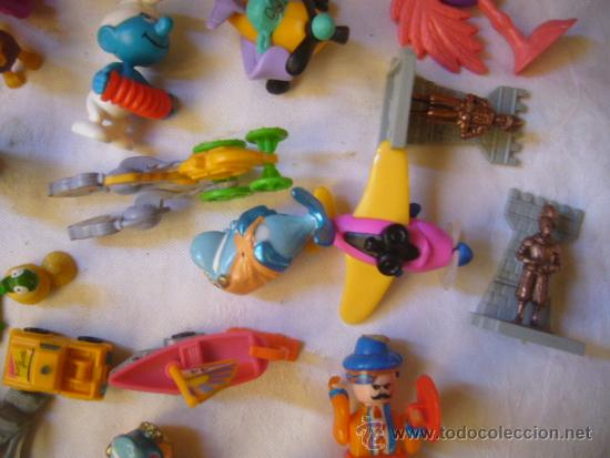 Figuras Kinder: lote antiguas figuras huevos sorpresa kinder - Foto 6 - 33478210