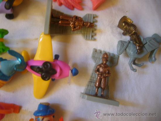Figuras Kinder: lote antiguas figuras huevos sorpresa kinder - Foto 7 - 33478210