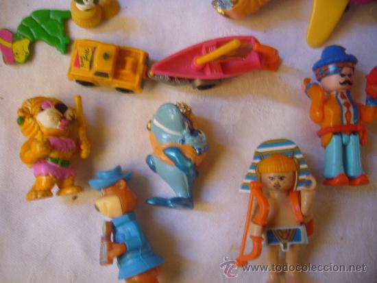 Figuras Kinder: lote antiguas figuras huevos sorpresa kinder - Foto 8 - 33478210