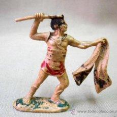 Figuras de Goma y PVC: FIGURA DE PLASTICO, GLADIADOR, FABRICADO POR REAMSA, 1970S. Lote 33520667