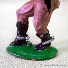 Figuras de Goma y PVC: FIGURA DE GOMA, VAQUERO, COW BOY, 6 CM, FABRICADO POR LAFREDO, 1950S. Lote 33520961