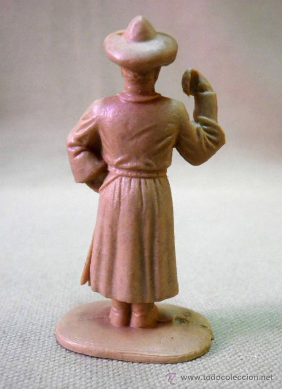 Figuras de Goma y PVC: FIGURA PLASTICO, FUSILADA DE REAMSA, MEDIEVAL, PARA PINTAR - Foto 2 - 33640259
