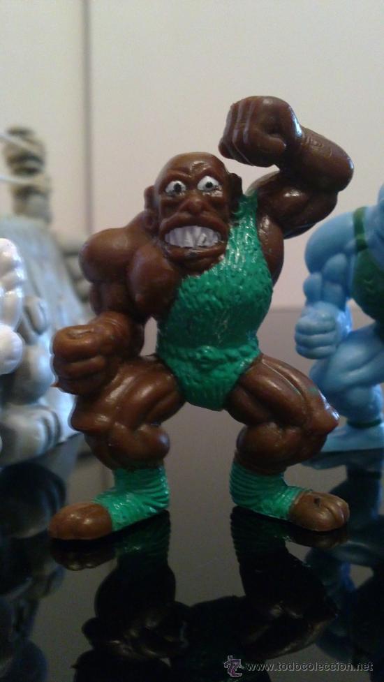 Figuras de Goma y PVC: RING LUCHA MONSTER IN MY POCKET WWF.MATTEL AÑOS 80. IMPOSIBLE DE CONSEGUIR YA.ERA HEMAN Y GI JOE. - Foto 4 - 34152164