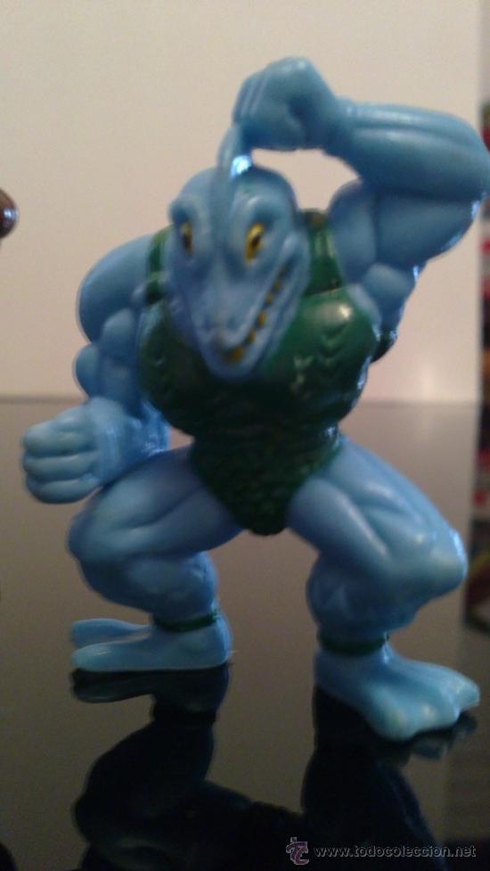 Figuras de Goma y PVC: RING LUCHA MONSTER IN MY POCKET WWF.MATTEL AÑOS 80. IMPOSIBLE DE CONSEGUIR YA.ERA HEMAN Y GI JOE. - Foto 5 - 34152164