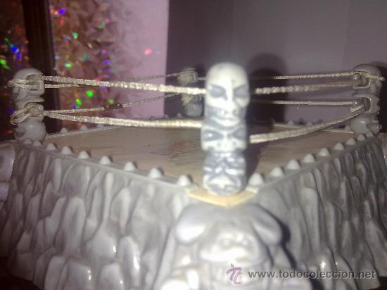 Figuras de Goma y PVC: RING LUCHA MONSTER IN MY POCKET WWF.MATTEL AÑOS 80. IMPOSIBLE DE CONSEGUIR YA.ERA HEMAN Y GI JOE. - Foto 11 - 34152164