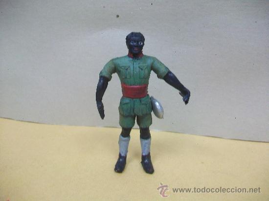 FIGURA ASKARI DE ARCLA GOMA - FIGURA ARCLA DE GOMA (Juguetes - Figuras de Goma y Pvc - Arcla)
