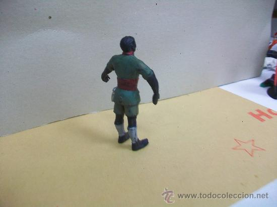 Figuras de Goma y PVC: FIGURA ASKARI DE ARCLA GOMA - FIGURA ARCLA DE GOMA - Foto 3 - 33533120