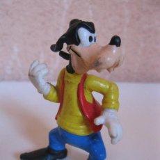 Figuras de Goma y PVC: GOOFY - FIGURA DE PVC - WALT DISNEY - BULLY.. Lote 33617460