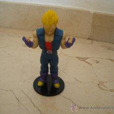 Figuras de Goma y PVC: FIGURA DE LA SERIE DE TV DRAGON BALL Z-VEGETA SUPER SAIYANO AÑO 1996, 111-1. Lote 33629322