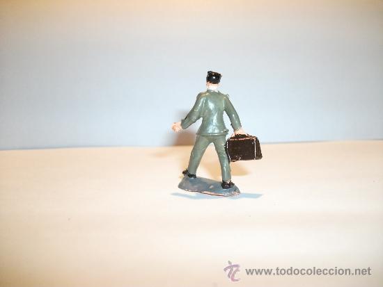 Figuras de Goma y PVC: CONJUNTO DE SEIS FIGURAS DE GOMA, FABRICADAS POR PECH, AÑOS 50-60. - Foto 15 - 33641837