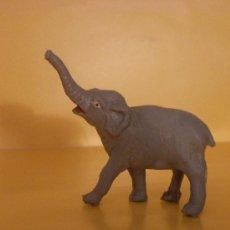 Figuras de Goma y PVC: PEQUEÑO ELEFANTE EN PLÁSTICO. Lote 33645368
