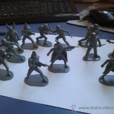 Figuras de Goma y PVC: LOTE DE FIGURAS DEL ESPACIO REAMSA O ALGUNA OTRA DELOS 80. Lote 33704655