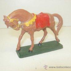 Figuras de Goma y PVC: CABALLO MEDIEVAL DE STARLUX. Lote 33781029