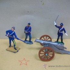 Figuras de Goma y PVC: POSICION ARTILLERIA FEDERADO DE PECH - NORDISTAS PECH . Lote 33886234