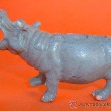 Figuras de Goma y PVC: HIPOPOTAMO DE PECH HERMANOS. FIGURA DE LA COLECCIÓN FIERAS. Lote 33964265