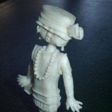 Figuras de Goma y PVC: MUJER BELLE EPOQUE.. Lote 34096649