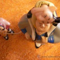 Figuras de Goma y PVC: FIGURAS DE CHINOS DIBUJOS ANIMADOS. Lote 165793490
