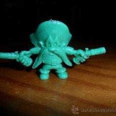 Figuras de Goma y PVC: SAM BIGOTES LOONEY TUNES, DUNKIN PHOSKITOS. Lote 34560357
