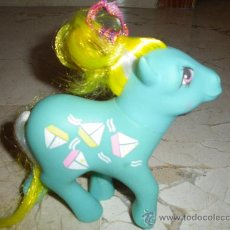 Figuras de Goma y PVC: MI PEQUEÑO PONY, HASBRO 84,MADE IN CHINA 111-1. Lote 34607993