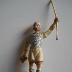 Figuras de Goma y PVC: ROJAS Y MALARET : SOLDADO CARTAGINES BATALLAS DEL MUNDO METAURO AÑOS 50 . Lote 34677651