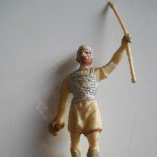 Figuras de Goma y PVC: ROJAS Y MALARET : SOLDADO CARTAGINES BATALLAS DEL MUNDO METAURO AÑOS 50 . Lote 34677823