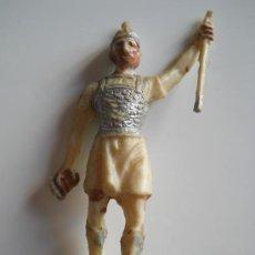 Figuras de Goma y PVC: ROJAS Y MALARET : SOLDADO CARTAGINES BATALLAS DEL MUNDO METAURO AÑOS 50 . Lote 34678014