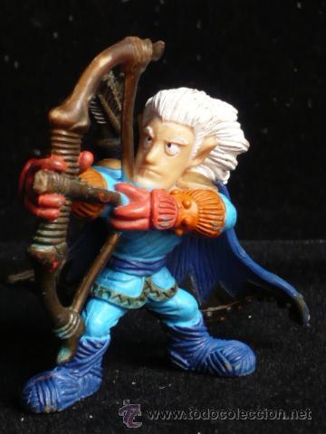 ARQUERO GOMA (Juguetes - Figuras de Goma y Pvc - Otras)