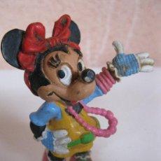 Figuras de Goma y PVC: MINNIE MOUSE - FIGURA DE PVC - WALT DISNEY - COMICS SPAIN.. Lote 34816874