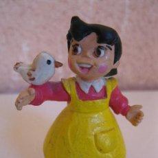 Figuras de Goma y PVC: HEIDI - FIGURA DE PVC - COMICS SPAIN - TAURUS FILMS.. Lote 34819491
