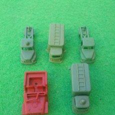 Figuras de Goma y PVC: COHES MONTAPLEX. Lote 34862168