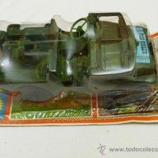 Figuras de Goma y PVC: JEEP NOVOLINEA. Lote 34865500