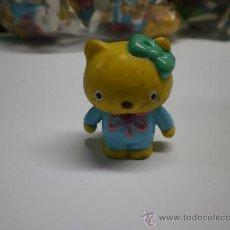 Figuras de Goma y PVC: PERSONAJE DE HELLO KITTY PVC AÑOS 80. Lote 34940121