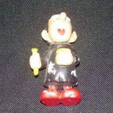 Figuras de Goma y PVC: GARGAMEL. FIGURITA DE PVC-GOMA. PITUFOS SMURFS. AÑOS 80. Lote 35107713
