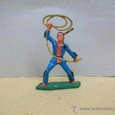 Figuras de Goma y PVC: FIGURA INDIO STARLUX - FIGURA DE STARLUX - MODELO STARLUX. Lote 35303843