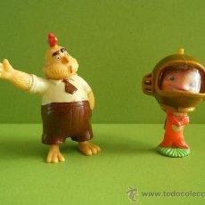 Figuras Kinder: FIGURAS KINDER DISNEY--CHIKEN LITTLE--ENVÍO 1€. Lote 35327137