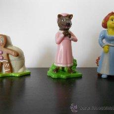 Figuras Kinder: FIGURA KINDER Y OTRAS SHREK --ENVÍO 1€--. Lote 35414526