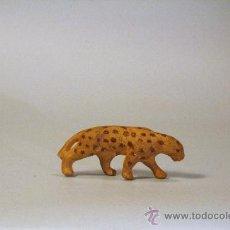 Figuras de Goma y PVC: LEOPARDO. AÑOS 50. . Lote 35816145