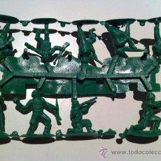 Figuras de Goma y PVC: MONTAPLEX NUEVA GENERACION AMERICANOS. Lote 35821803