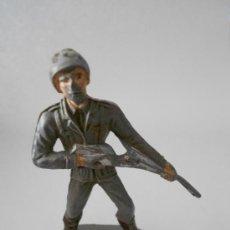 Figuras de Goma y PVC: FIGURA COMANSI SOLDADO ITALIANO 7CM. Lote 35824652