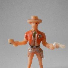 Figuras de Goma y PVC: FIGURA COMANSI VAQUERO OESTE 7CM. Lote 35824852