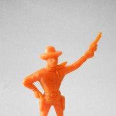 Figuras de Goma y PVC: FIGURA COMANSI VAQUERO OESTE 7CM. Lote 35824864