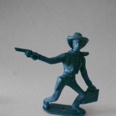 Figuras de Goma y PVC: FIGURA COMANSI VAQUERO OESTE 7CM. Lote 35824937