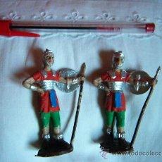 Figuras de Goma y PVC: ROMANOS - AÑOS 60. Lote 35943037