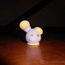 Figuras de Goma y PVC: POKEMON EN PVC NINTENDO BANDAI 2002. Lote 36031522