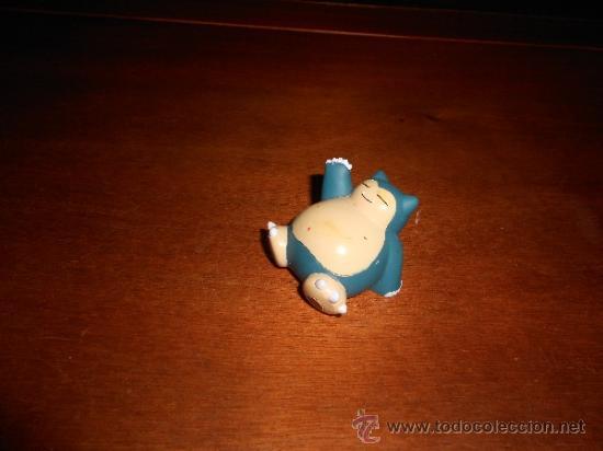 POKEMON EN PVC NINTENDO BANDAI 2005 (Juguetes - Figuras de Goma y Pvc - Otras)