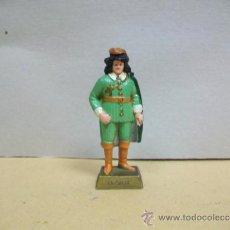 Figuras de Goma y PVC: FIGURA MOKAREX - EL HISTORIADOR LA SALLE - STARLUX CAFE STORME NO MOSQUETERO JECSAN REAMSA PECH. Lote 36491391
