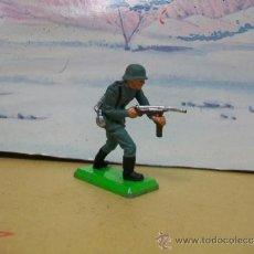 Figuras de Goma y PVC: FIGURA BRITAINS - ALEMAN DE BRITAINS - MADE IN ENGLAND. Lote 36583998