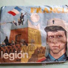 Figuras de Goma y PVC: MONTAPLEX FRANCIA LEGION - AÑOS 70/80 - SOBRE CERRADO. Lote 36641116