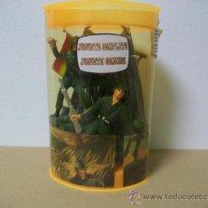 Figuras de Goma y PVC: BLISTER CAJA DE COMANSI - BLISTER MILITAR COMANSI . Lote 36688990