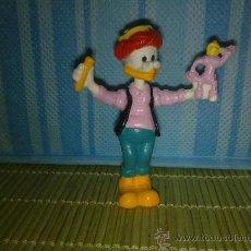 Figuras de Goma y PVC: ANTIGUA FIGURA UNGENIO TARCONI DISNEY ORIGINAL NUEVA. Lote 45770280
